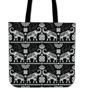 Good Fortune Premium Elephant Tote Bag | woodation.myshopify.com