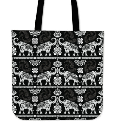 Good Fortune Premium Elephant Tote Bag