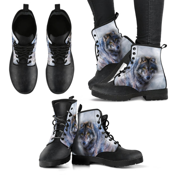 Wolf Love Boots