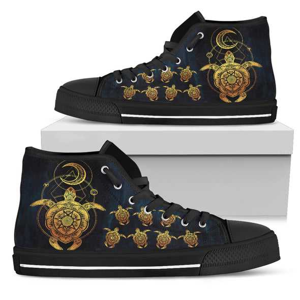 Lunar Turtle Shoes