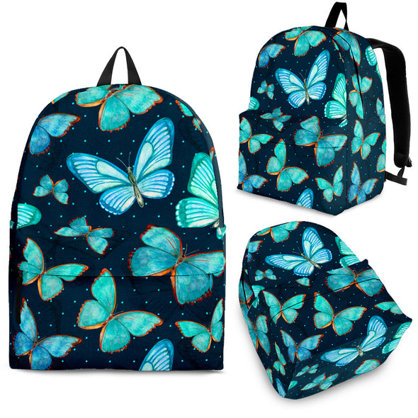 Spiritual Butterfly Backpack | woodation.myshopify.com