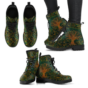 Tree Of Life Boots