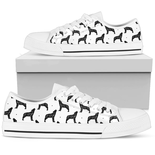 Wolf Love Shoes | woodation.myshopify.com