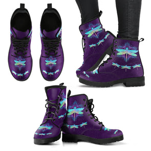 Bohemian Dragonfly Boots