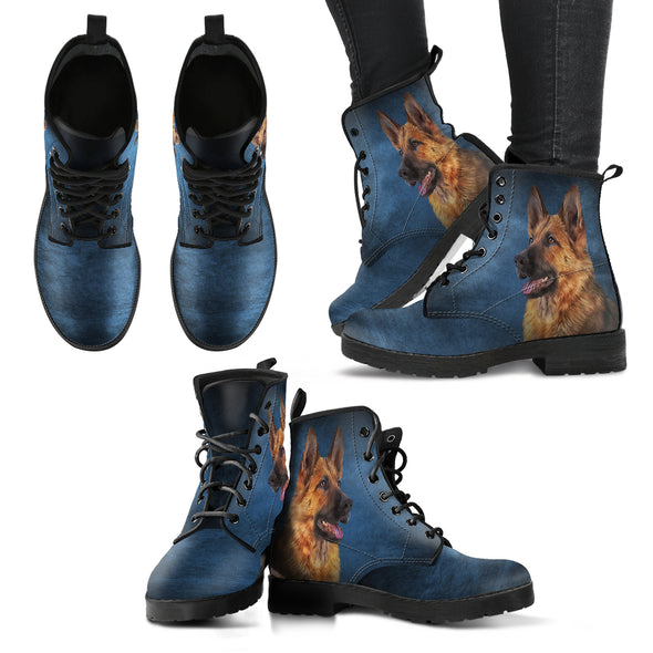 German Sheperd Boots | woodation.myshopify.com