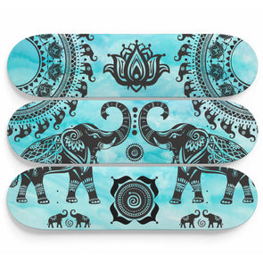 Elephant Mandala Wall Art