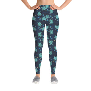 Turtle Love Leggings