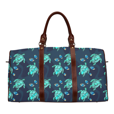 Turtle Love Premium Travel Bag