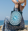 Elephant Mandala Tote Bag | woodation.myshopify.com
