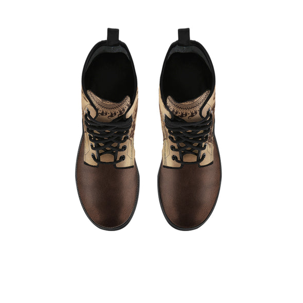 Good Fortune Elephant Boots | woodation.myshopify.com