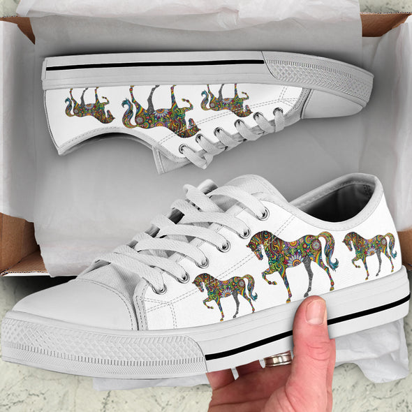 Horse Love Shoes | woodation.myshopify.com