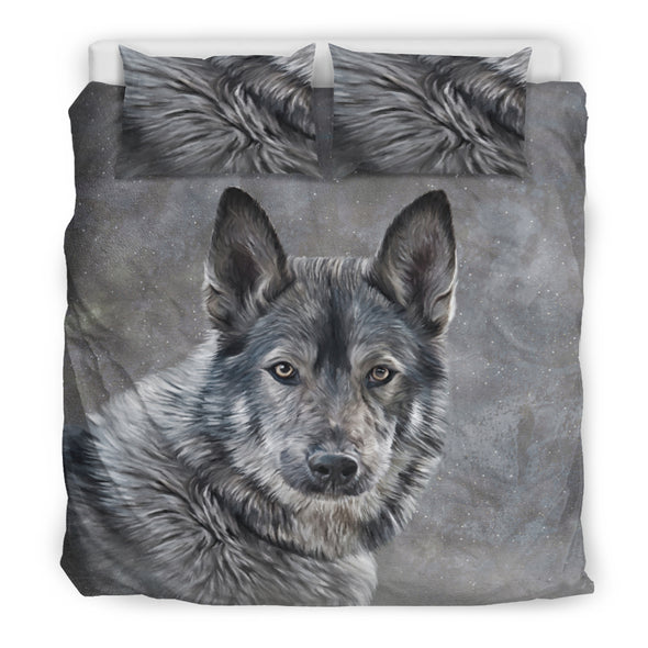 Wild Wolf Bedding Set | woodation.myshopify.com
