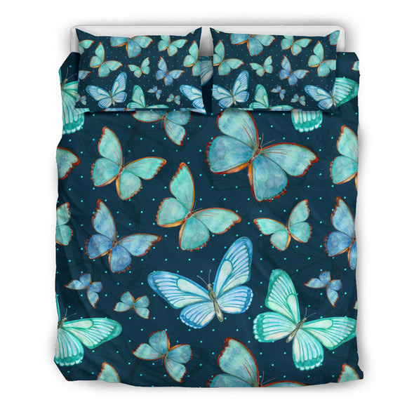 Spiritual Butterfly Bedding Set | woodation.myshopify.com