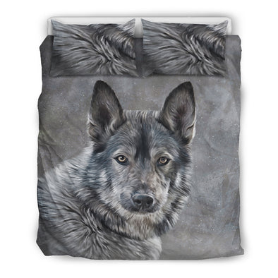 Wild Wolf Bedding Set