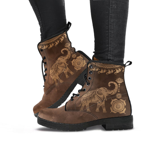 Good Fortune Elephant Boots
