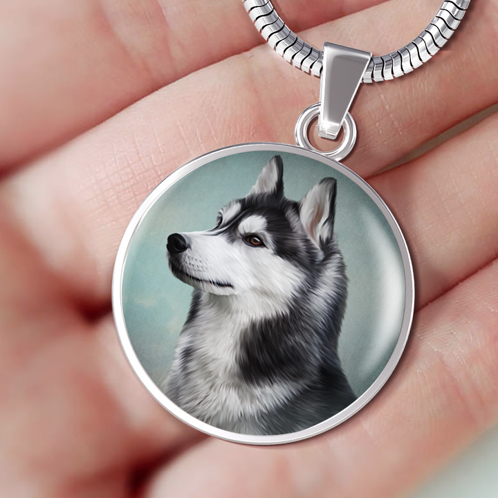 Husky Love Luxury Necklace