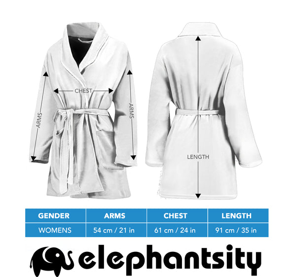 Bohemian Tiger Bathrobe | woodation.myshopify.com