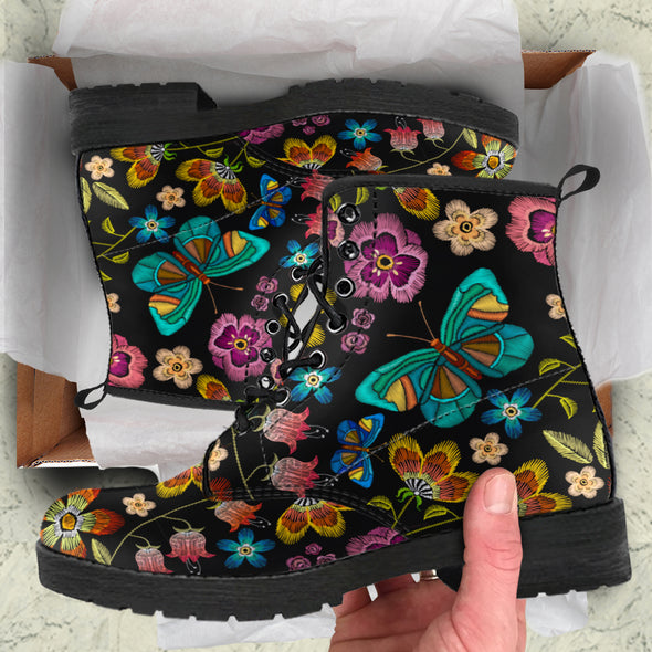 Free Spirit Butterfly Boots