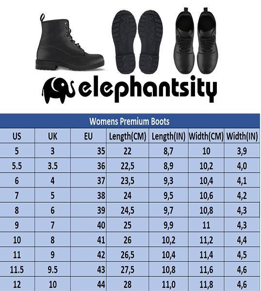 Lucky Elephant Boots | woodation.myshopify.com