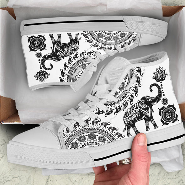 Good Fortune Elephant Shoes
