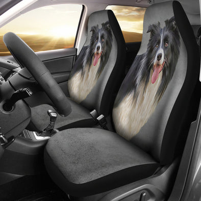 Border Collie Car Seat Covers