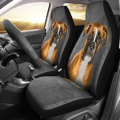 Boxer Car Seat Covers
