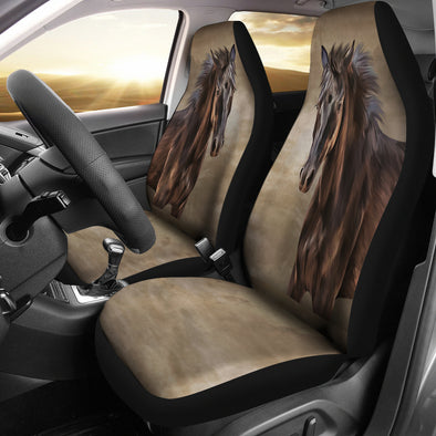 Horse Life Car Seat Covers