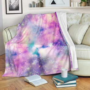 Unicorn Galaxy Blanket