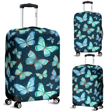 Spiritual Butterfly Luggage Covers