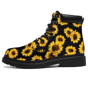 Free Spirit Sunflower All-Season Boots