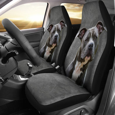 Pitbull Car Seat Covers