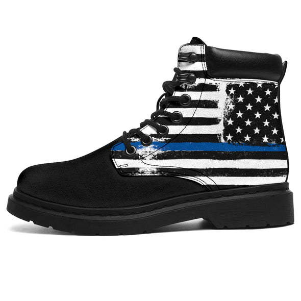 Thin Blue Line All-Season Boots