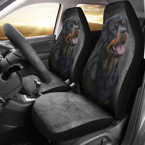 Rottweiler Car Seat Covers | woodation.myshopify.com