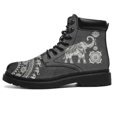 Good Fortune Elephant All-Season Boots