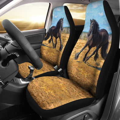 Freedom Horse Car Seat Covers