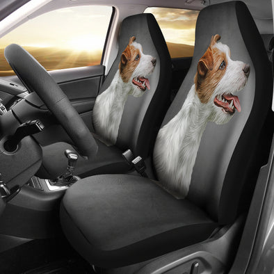 Jack Russell Car Seat Covers