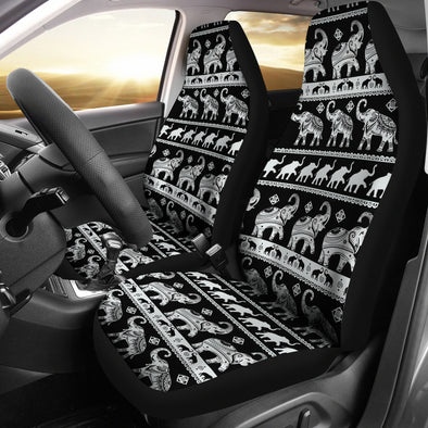 Free Spirit Elephant Car Seat Covers
