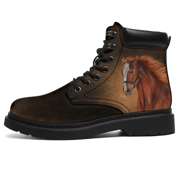 Freedom Horse All-Season Boots