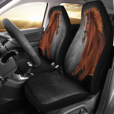 Horse Love Car Seat Covers | woodation.myshopify.com