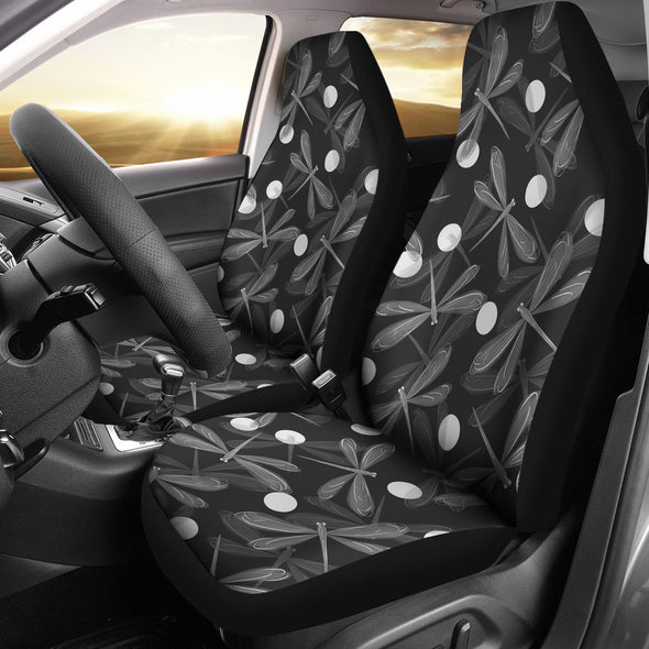 Spiritual Dragonfly Car Seat Covers