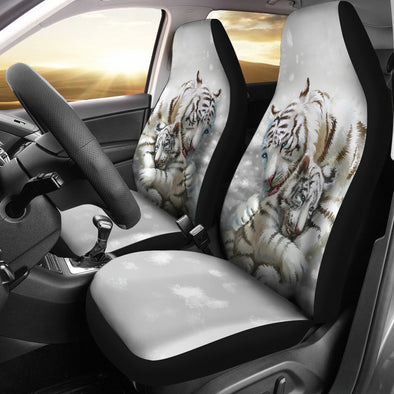 Tiger Love Car Seat Covers
