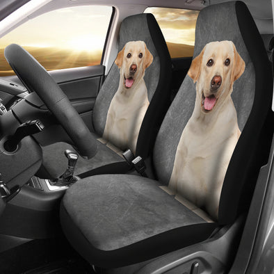 Labrador Car Seat Covers