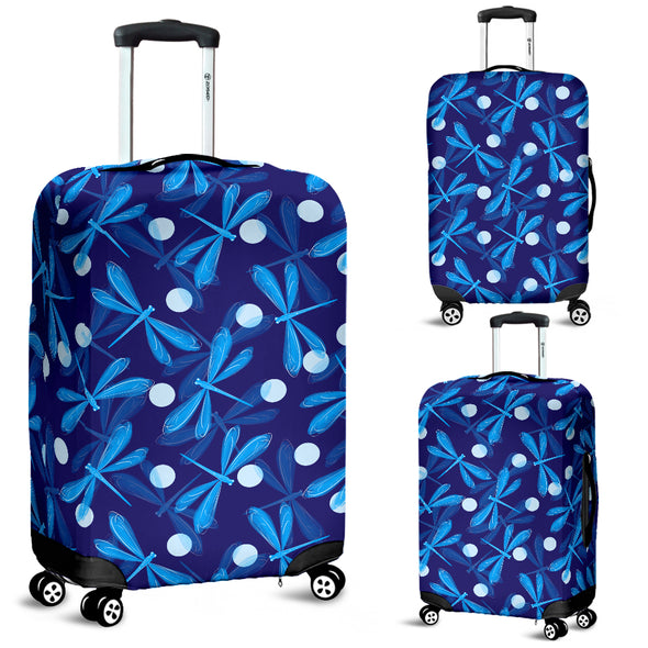 Spiritual Dragonfly Luggage Covers