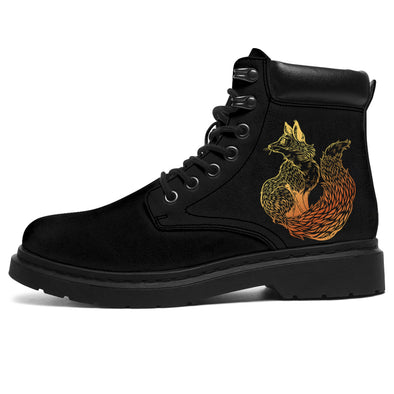 Mystical Fox All-Season Boots