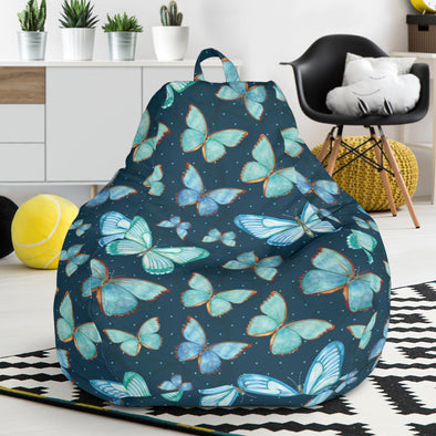 Spiritual Butterfly Bean Bag Chair
