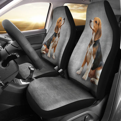 Beagle Car Seat Covers