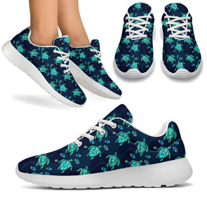Turtle Love Performance Sneakers