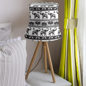 Elephant Mandala Lamp Shade
