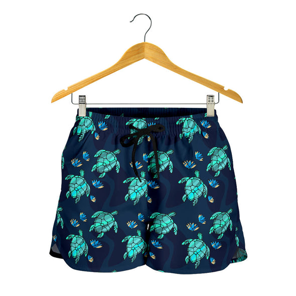 Turtle Love Shorts