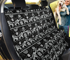 Good Fortune Elephant Pet Seat Cover